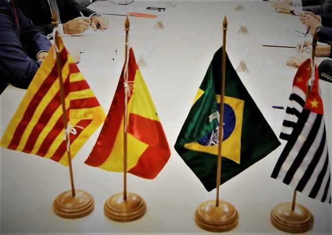 Câmara de Comércio Brasil-Catalunha em missão ao Brasil