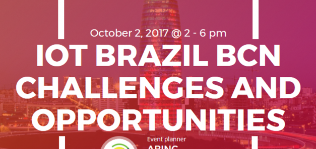 Brasil, protagonista a  l'IoT Solutions World Congress