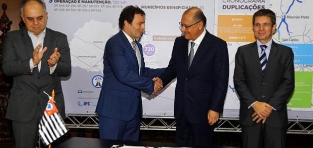 Arteris assina novo acordo de concessão da Via Paulita