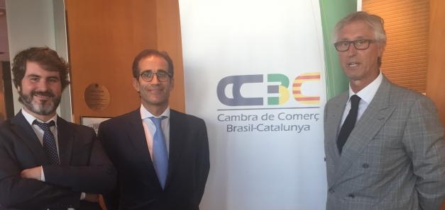 Visita al Port de Barcelona i dinar amb Pau Relat, President de FemCAT