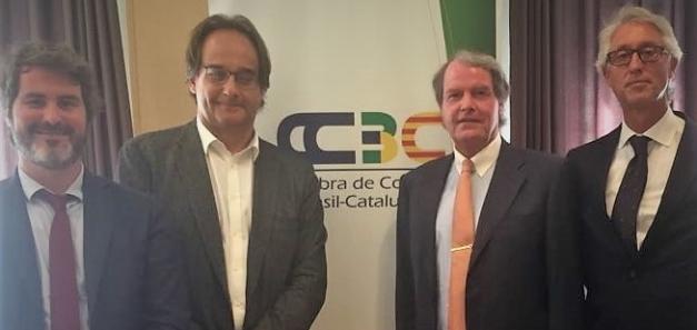 CCBC celebra dinar amb Francisco Belil, President de la Fundació Princesa de Girona