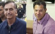 Jair Bolsonaro i Fernando Haddad s'enfrontaran a la segona volta de les eleccions presidencials al Brasil
