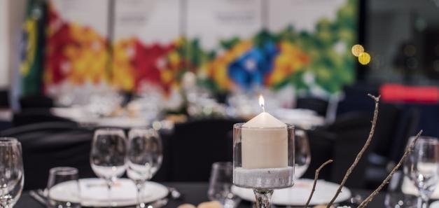 CCBC entrega seus prêmios de honra em tradicional jantar de Natal