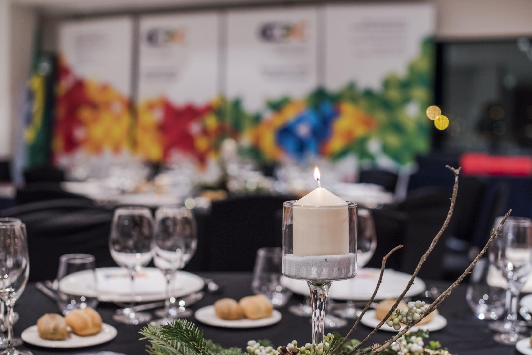 CCBC entrega sus premios de honor en  la tradicional cena de Navidad