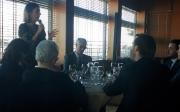 La CCBC celebra dinar amb la Consellera d'Empresa i Coneixement de la  Generalitat de Catalunya