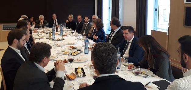 CCBC comemora seu crescimento em reunião da junta diretiva e assembleia de sócios