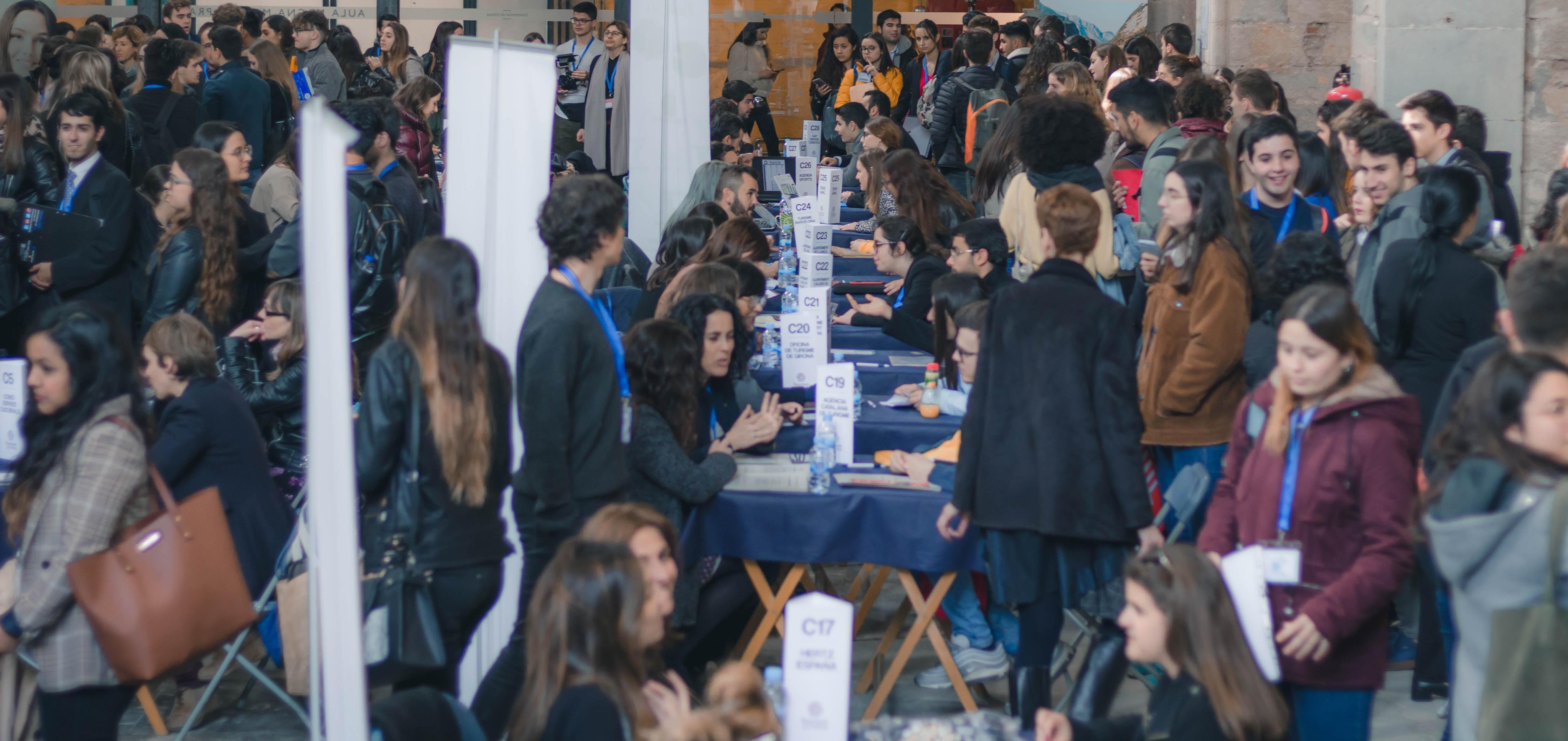 La CCBC inaugura el Tourism Job Forum de la Universitat de  Girona
