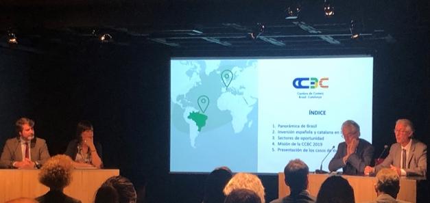 Seminário de promoção econômica do Brasil e Peru