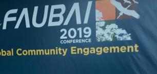 La CCBC participa en la 30ª edición del Congreso de la FAUBAI en Belém do Pará