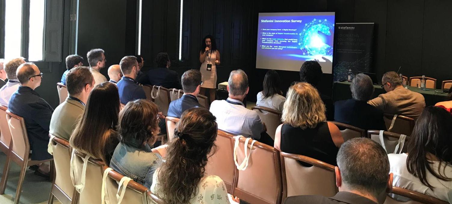 Stefanini i Infinit ofereixen una nova trobada de la comissió de tecnologia per parlar de transformació digital