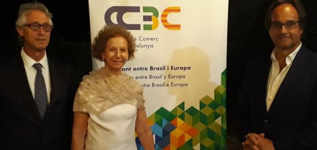 La CCBC celebra su tradicional cena de verano en el magnífico Hotel Arrey de Alella