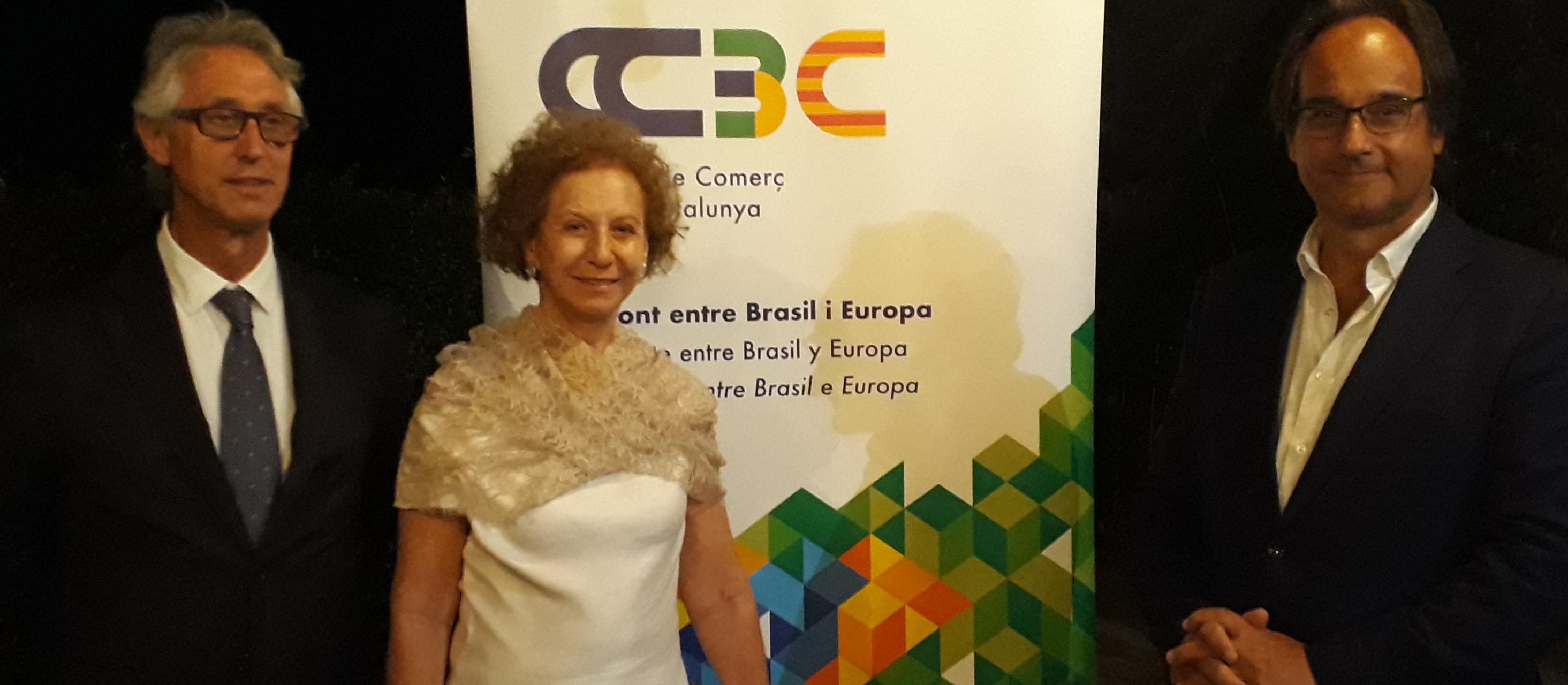 CCBC celebra seu tradicional jantar de verão no magnífico Hotel Arrey de Alella