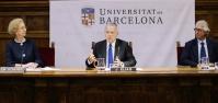 La Universitat de Barcelona y la CCBC presentan el proyecto Cátedra UB-Brasil