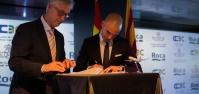 La CCBC renova el conveni de col·laboració amb Royal Air Maroc