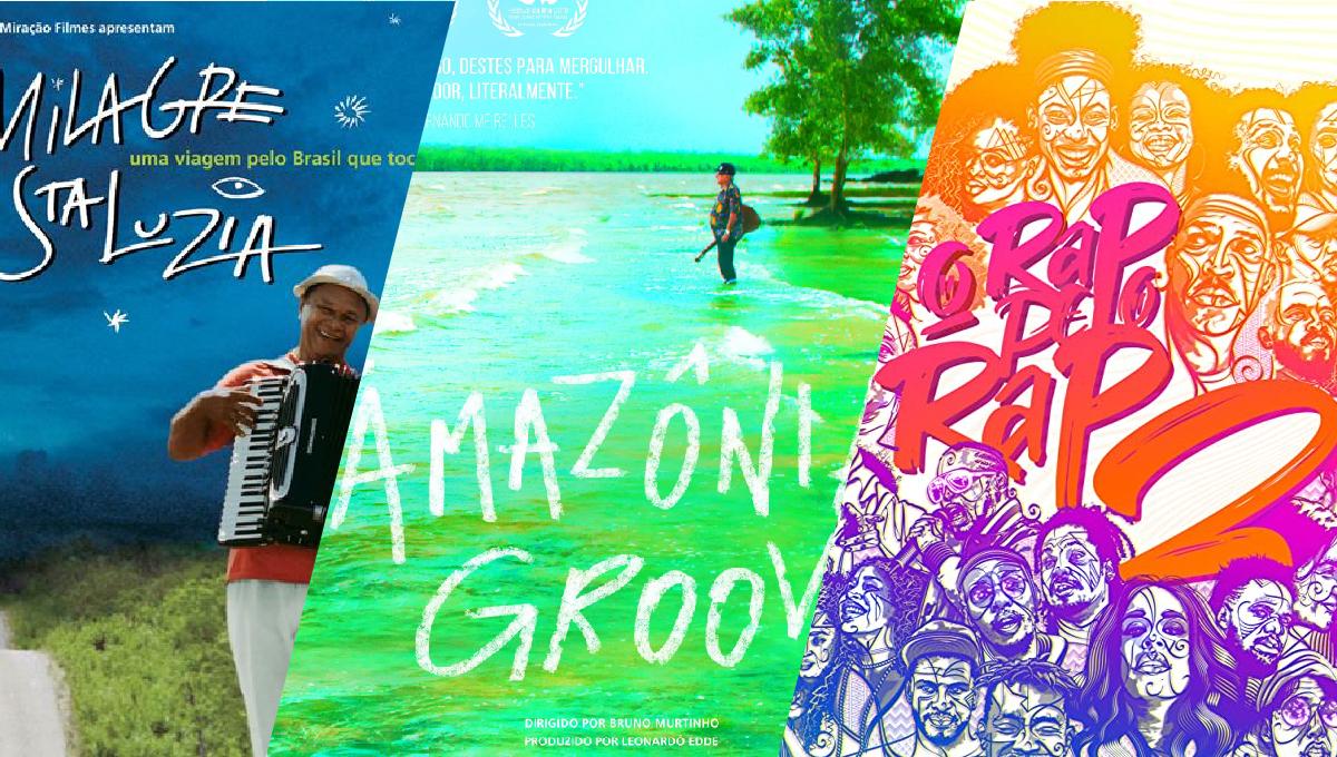 La CCBC patrocina el ciclo de documentales 'Mapas Musicais do Brasil'