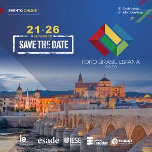 FÒRUM BRASIL-ESPANYA 2020 | Un espai per a bastir ponts entre tots dos països.