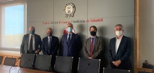 A CCBC e as câmaras catalãs se reúnem para impulsar a introdução de empresas neste grande mercado sul-americano