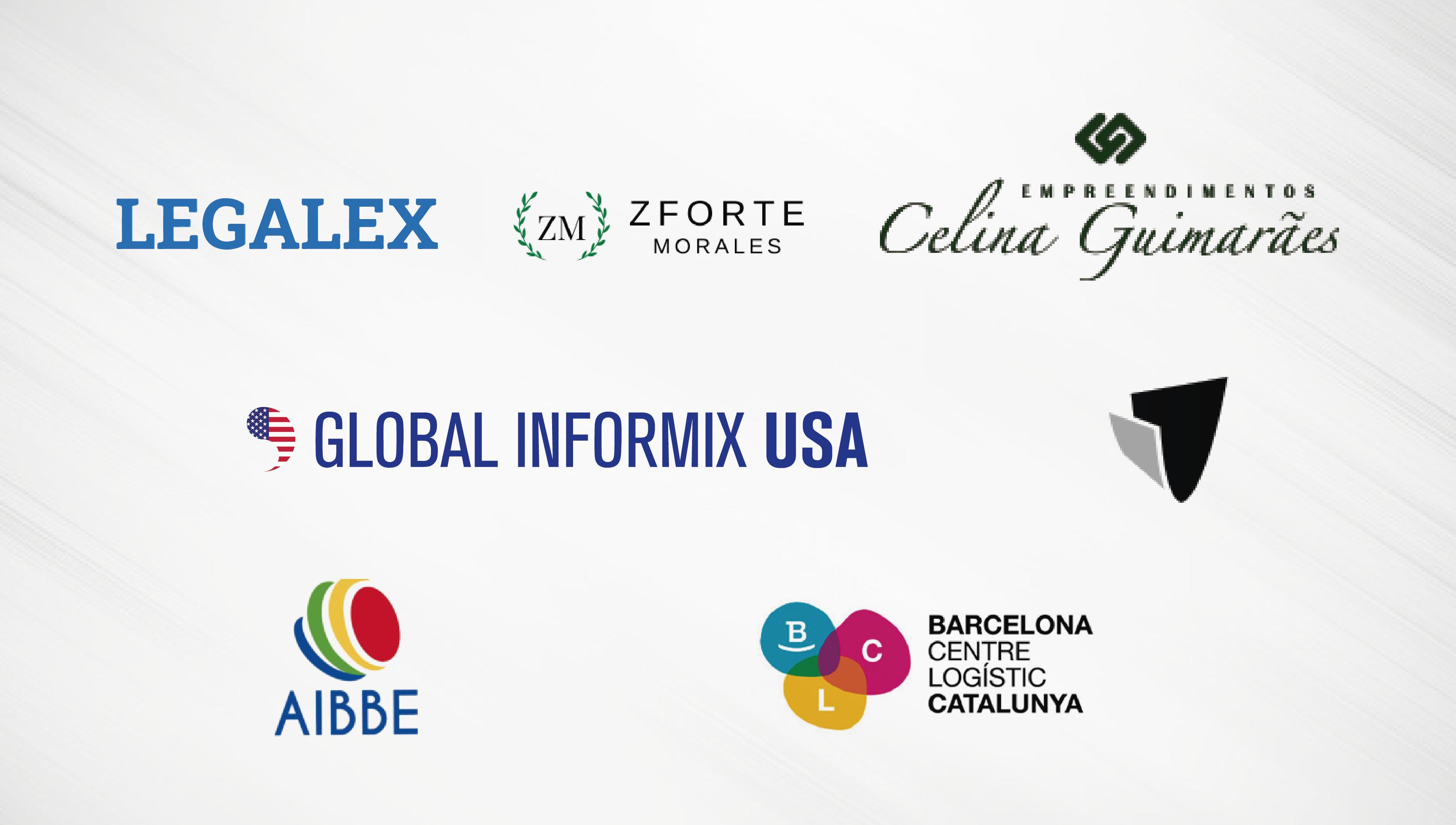 Legalex, Z Forte Morales, Celina Guimarães Empreendimentos, Global Informix, Valisa, AIBBE y Barcelona-Catalunya Centre Logístic, nuevos socios de la CCBC