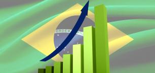 O PIB do Brasil cresce 7,7% no terceiro trimestre de 2020