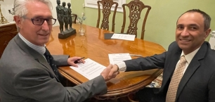 El Club 23 i la CCBC signen un conveni de col·laboració
